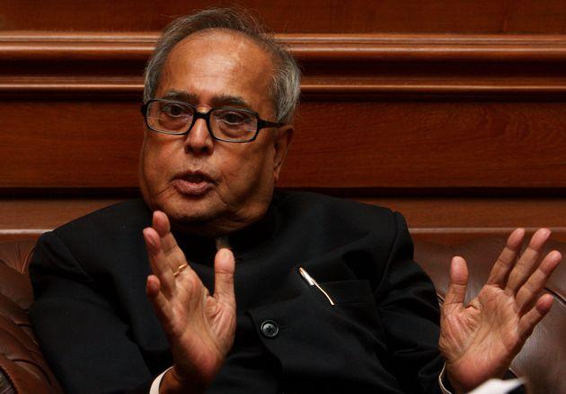 Pranab Mukherjee Concerned After Reports Of Alleged EVM