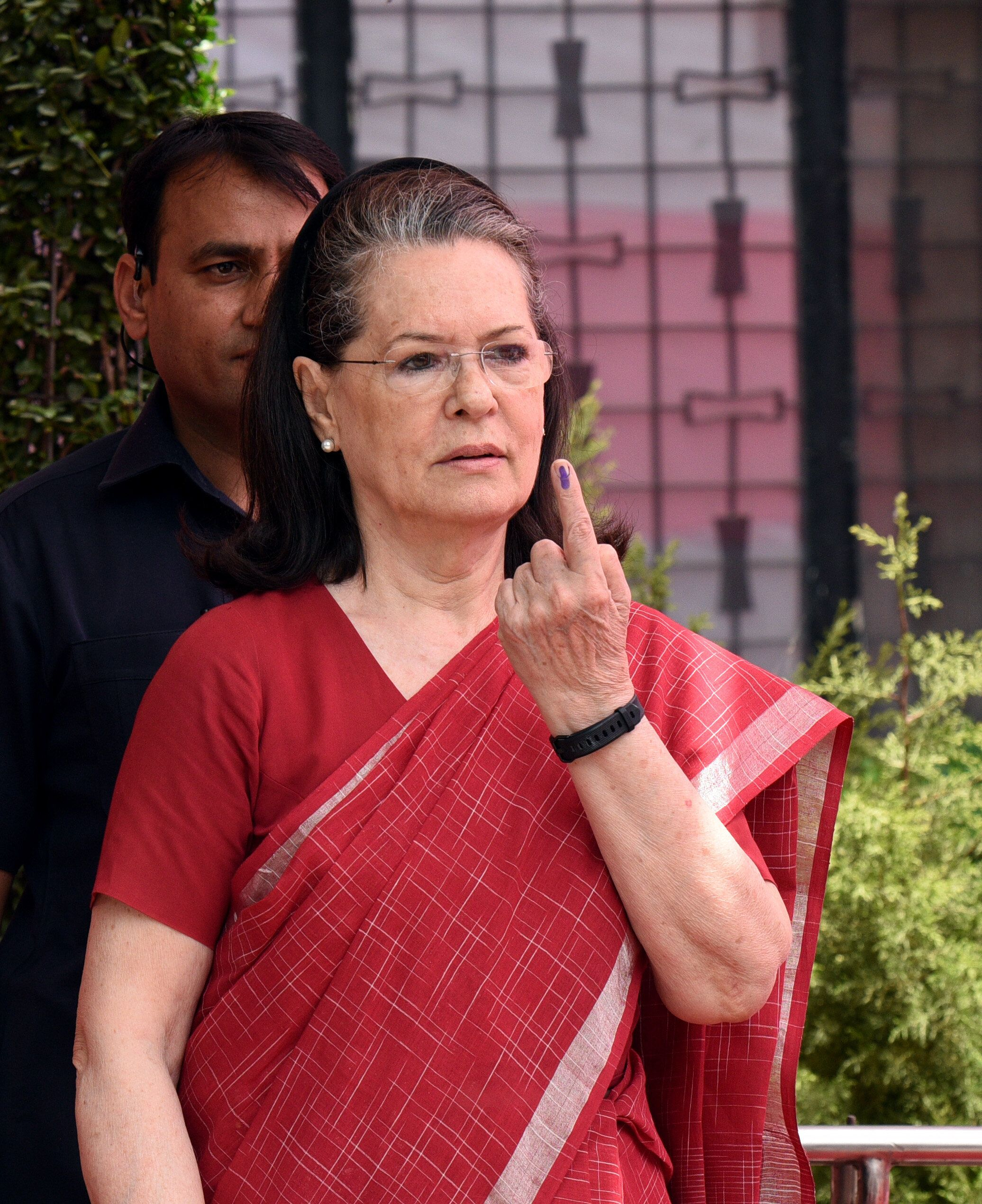 Elections 2019: Sonia Gandhi Leading In UP's Rae