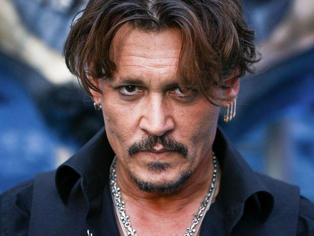 """Johnny Depp asegura ser la víctima de Amber Heard, y no al revés: """"Fue la"""