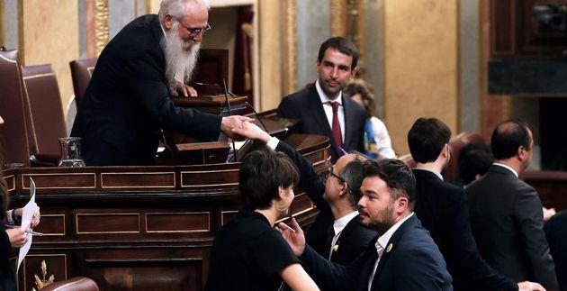 Directo: arranca la XIII legislatura que promete mucha