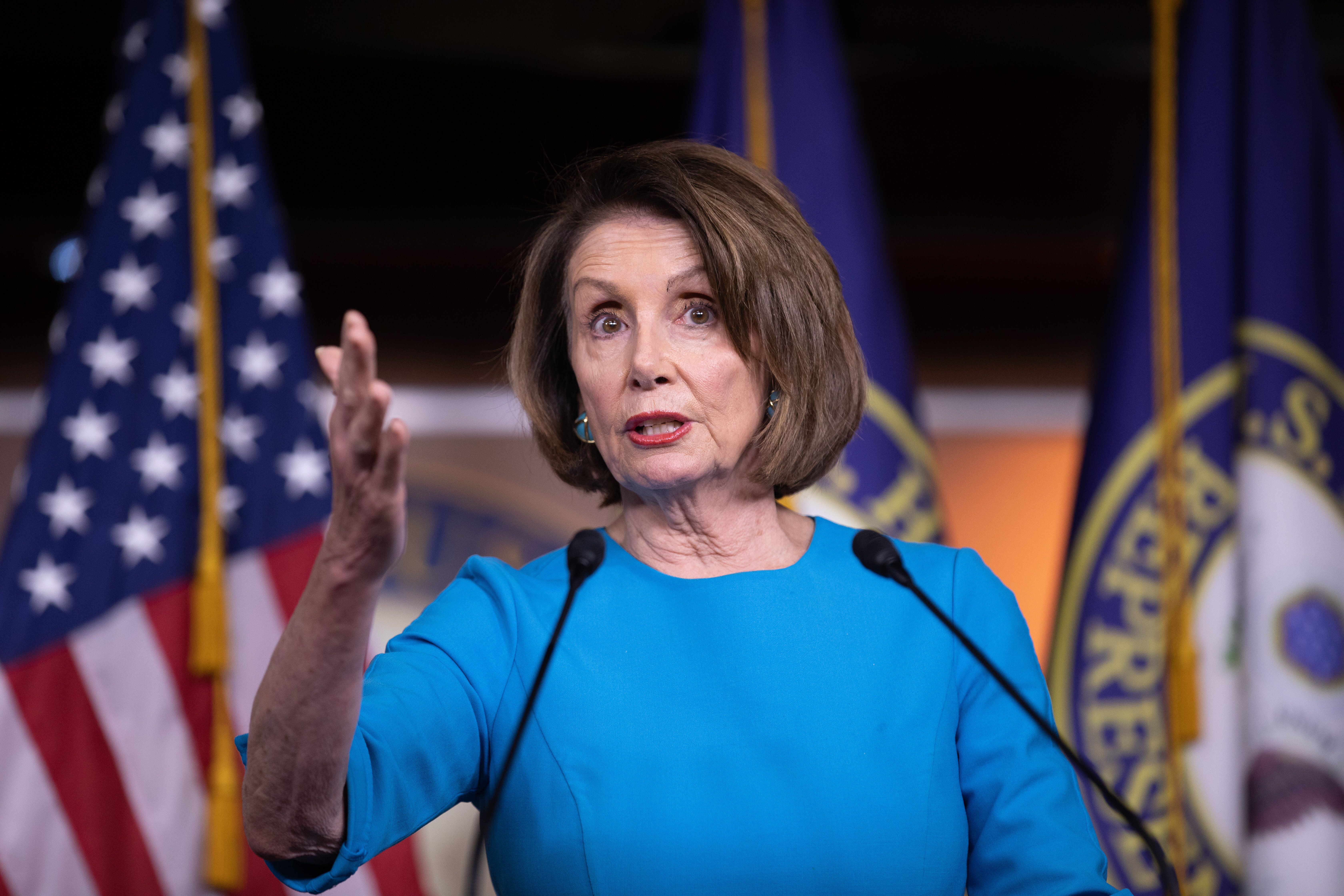 House Democrats Push Pelosi On Trump Impeachment In Contentious Meeting Reports