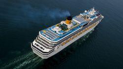 Vuoi lavorare su una nave da crociera? Costa Crociere assume 300