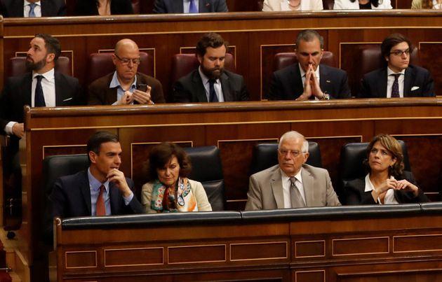 La pugna por el liderazgo de la oposición y el marrón del Supremo para el día