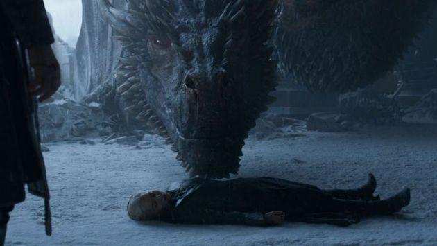 I draghi sono l' unica cosa bella di questa ottava stagione del Trono di Spade SPOILER