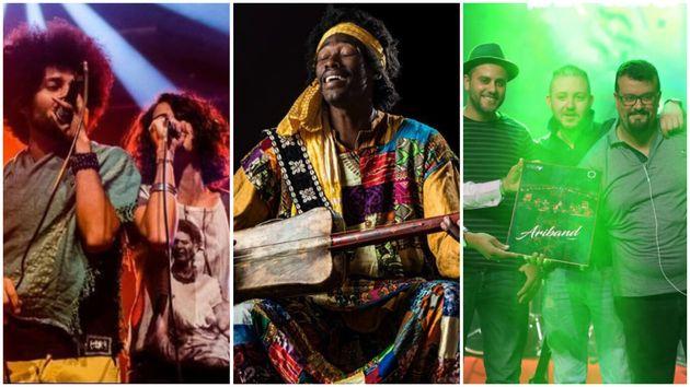 N3rdistan, Mehdi Qamoum et Ariband sélectionnés au Marché des arts performatifs de l'Atlantique
