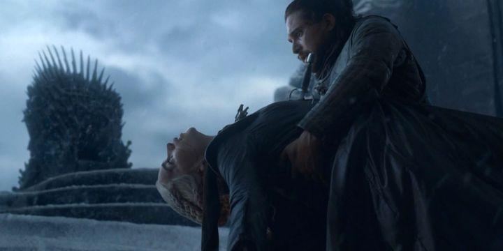 """Η Daenerys θα μπορούσε να πεθάνει μόνο από τα χέρια του Snow, από έναν Targaryen και σίγουρα όχι από τα χέρια ενός """"ξένου""""."""