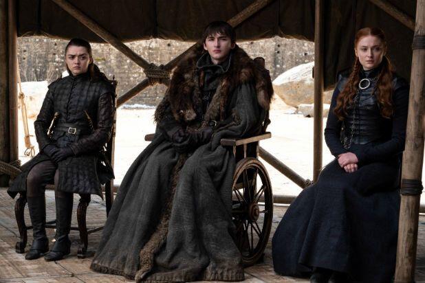 Ποιος δεν βλέπει σε αυτούς τους χαρακτήρες ξεκάθαρα τα παιδιά που ανάθρεψαν ο Ned και η Catelyn;