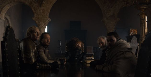Game of Thrones: Τι με λες ρε Σάνσα; Κι εσύ ρε Γιάννη, τόσο