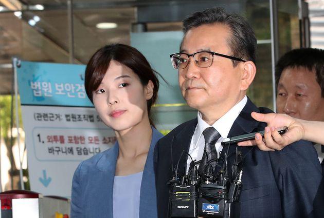윤중천의 범죄 혐의에 강간치상이