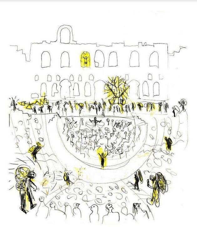 «Νόρμα» του Μπελλίνι από την Εθνική Λυρική Σκηνή στο