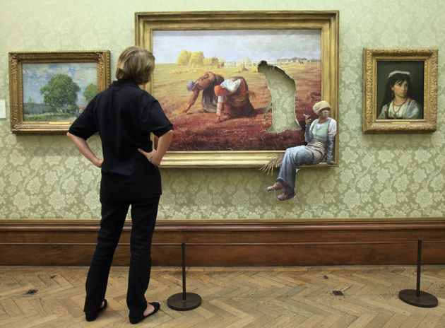A Decade Has Passed Since Banksy Hijacked An Entire Museum For A Surprise