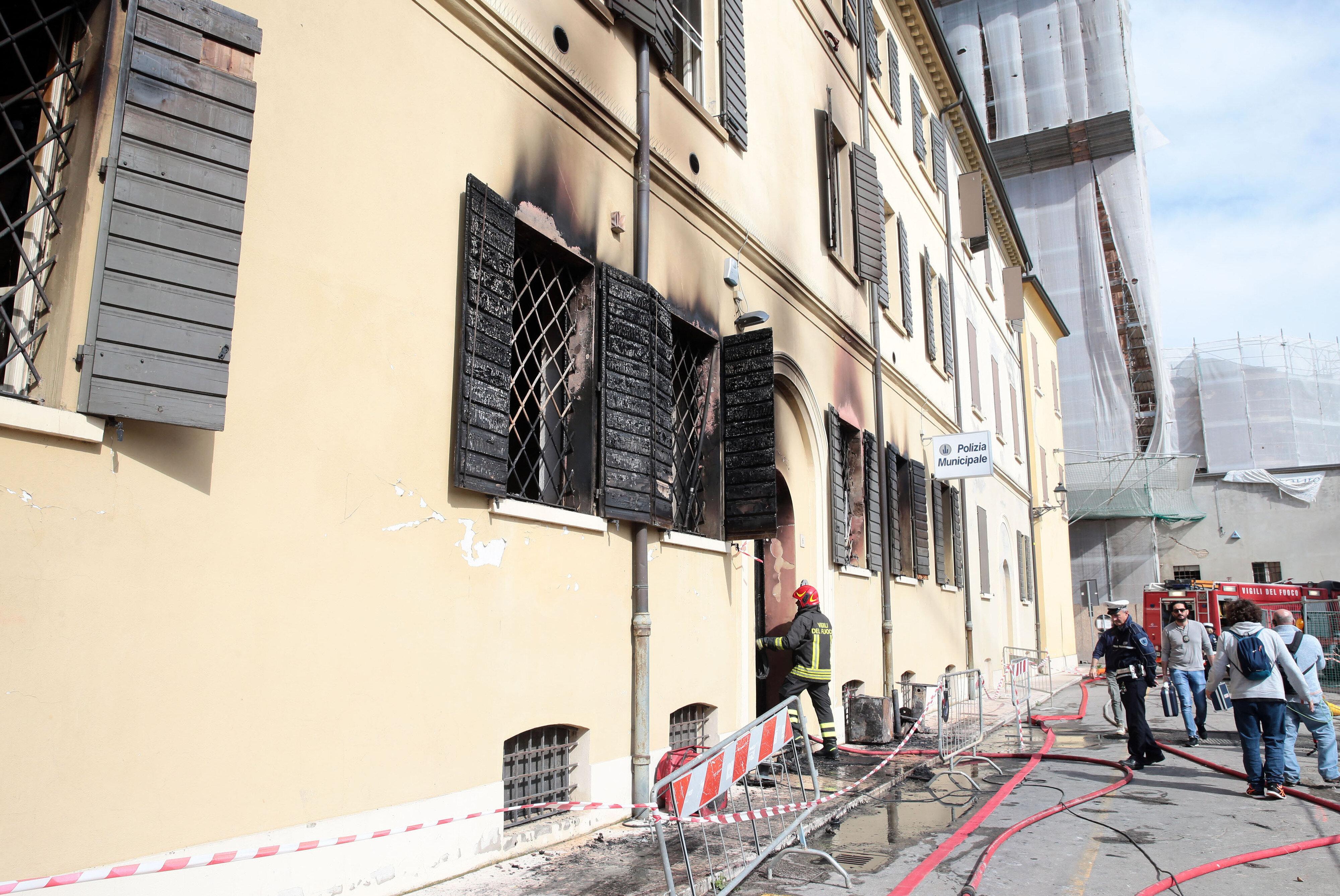 L'autore del rogo di Mirandola è stato fermato il 14 maggio a Roma. Doveva essere