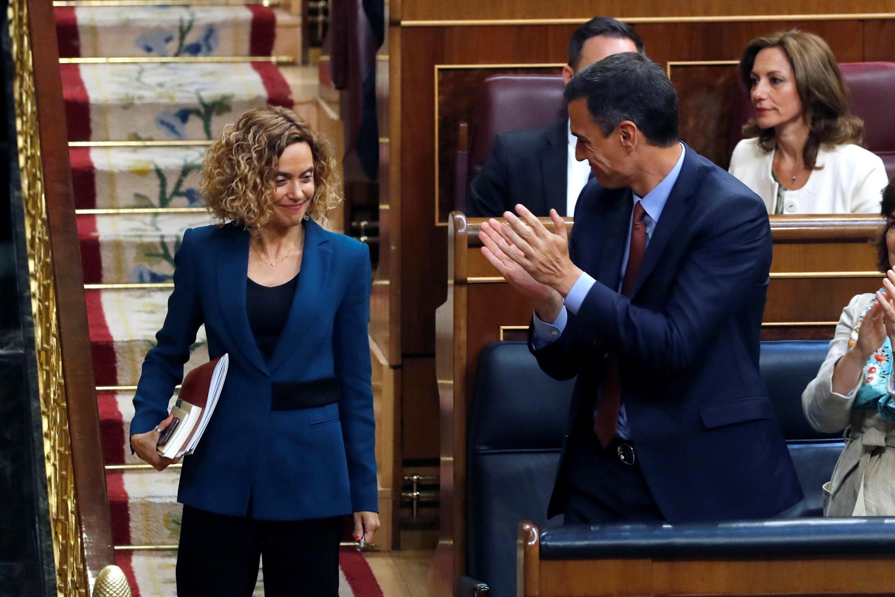 Si inaugurano le Cortes: catalani protagonisti assoluti fra