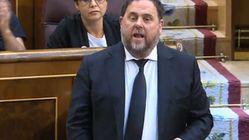 Tensión en el Congreso de los Diputados durante la jura de