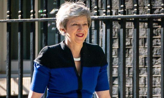 El Gobierno británico acepta el último plan de May para lograr el acuerdo por el