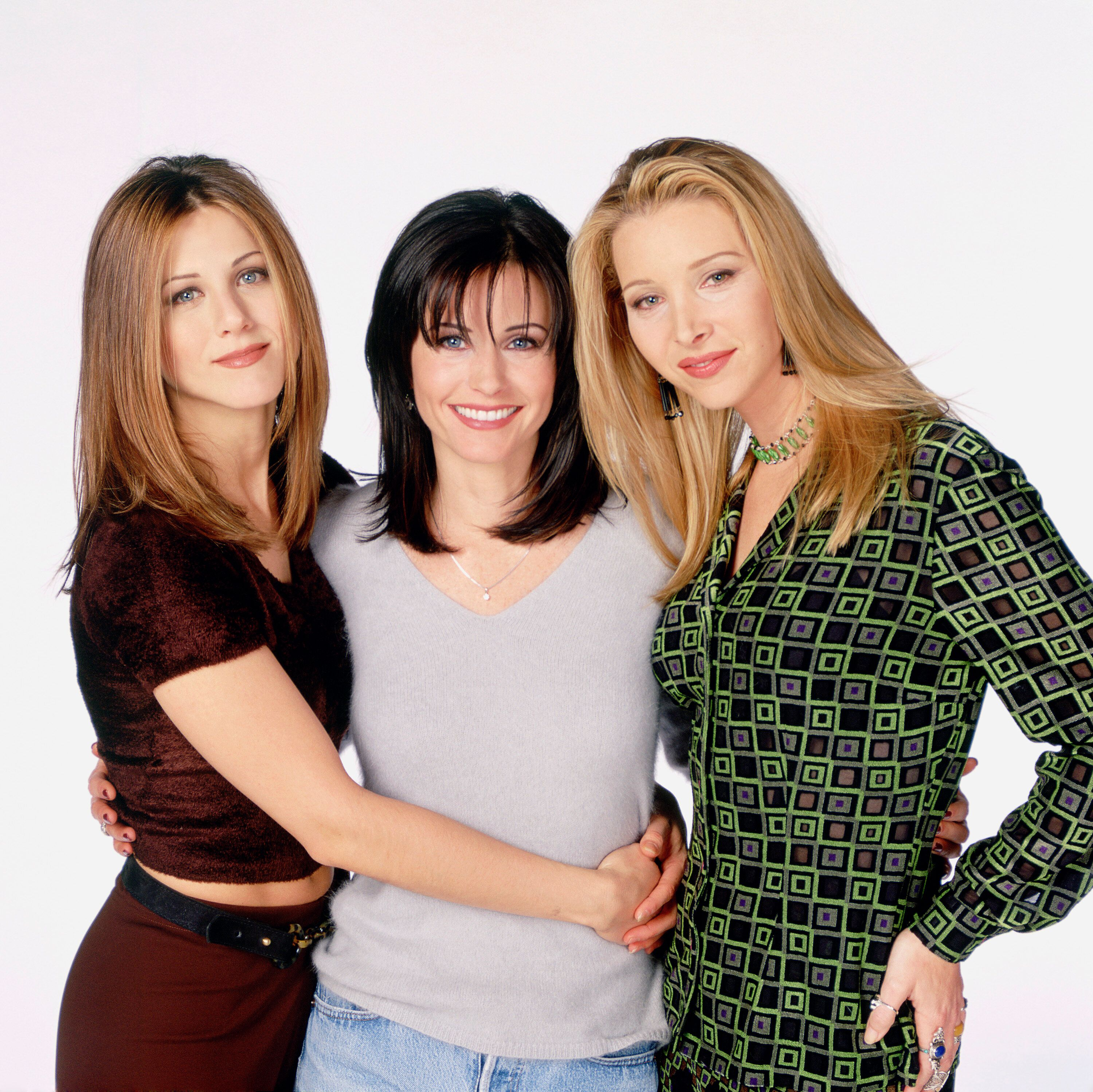 Phoebe de «Friends» a souffert de se comparer à Jennifer Aniston et Courteney