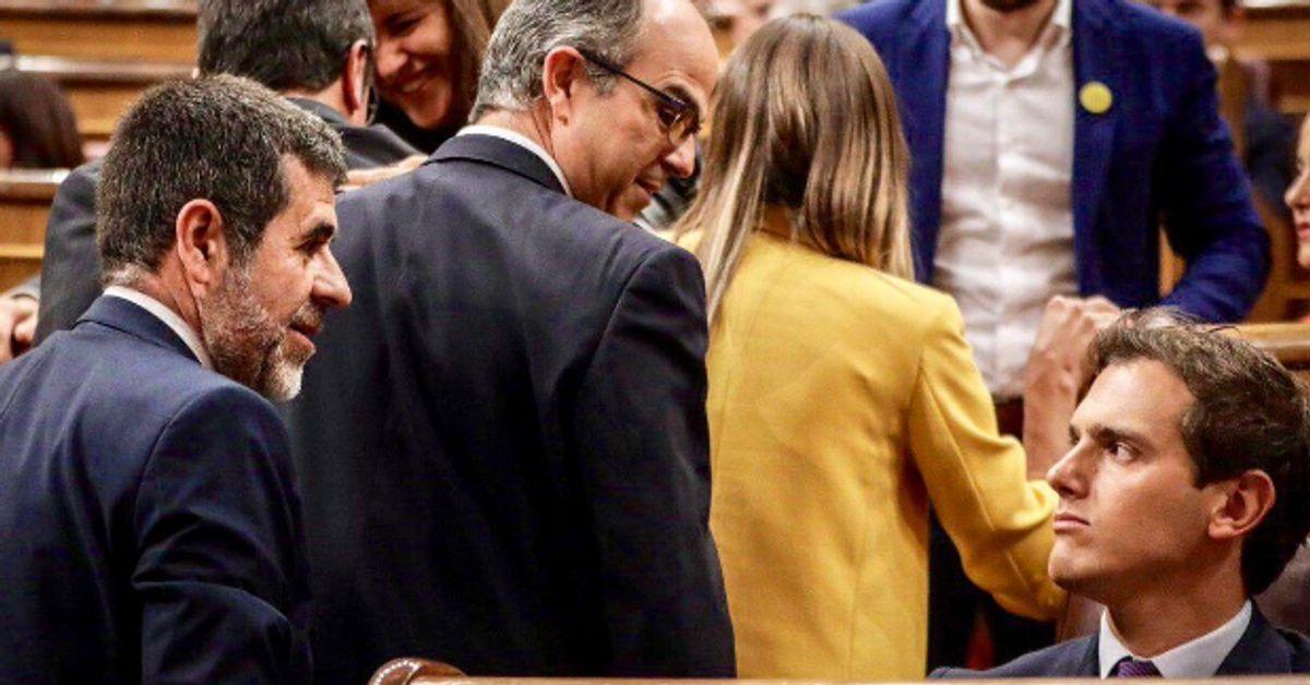 """La foto que ha colgado Rivera y que ha convertido a """"Alberto Carlos"""" en 'trending topic'"""