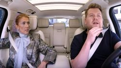 Céline Dion Delivers Titanic-Sized Performance On 'Carpool