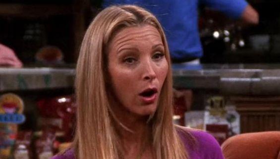 El trastorno que padeció Lisa Kudrow (Phoebe) durante el rodaje de