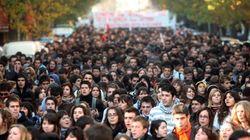 Νεολαία ενάντια στην συντηρητική προεκλογική