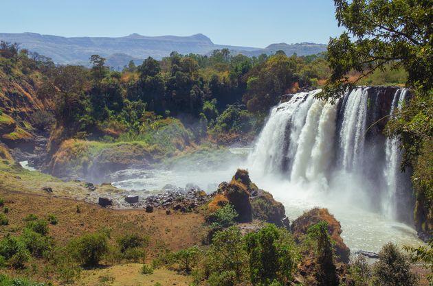 Το ιερό δάσος της Αιθιοπίας που ανακαλύφθηκε από κατασκοπευτικούς δορυφόρους και