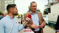 Risto Mejide afea el gesto de Ortega Smith con las reporteras de 'Todo es mentira':
