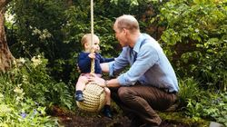 New Pics Of Prince William And Kate's Kids Are Wonderfully
