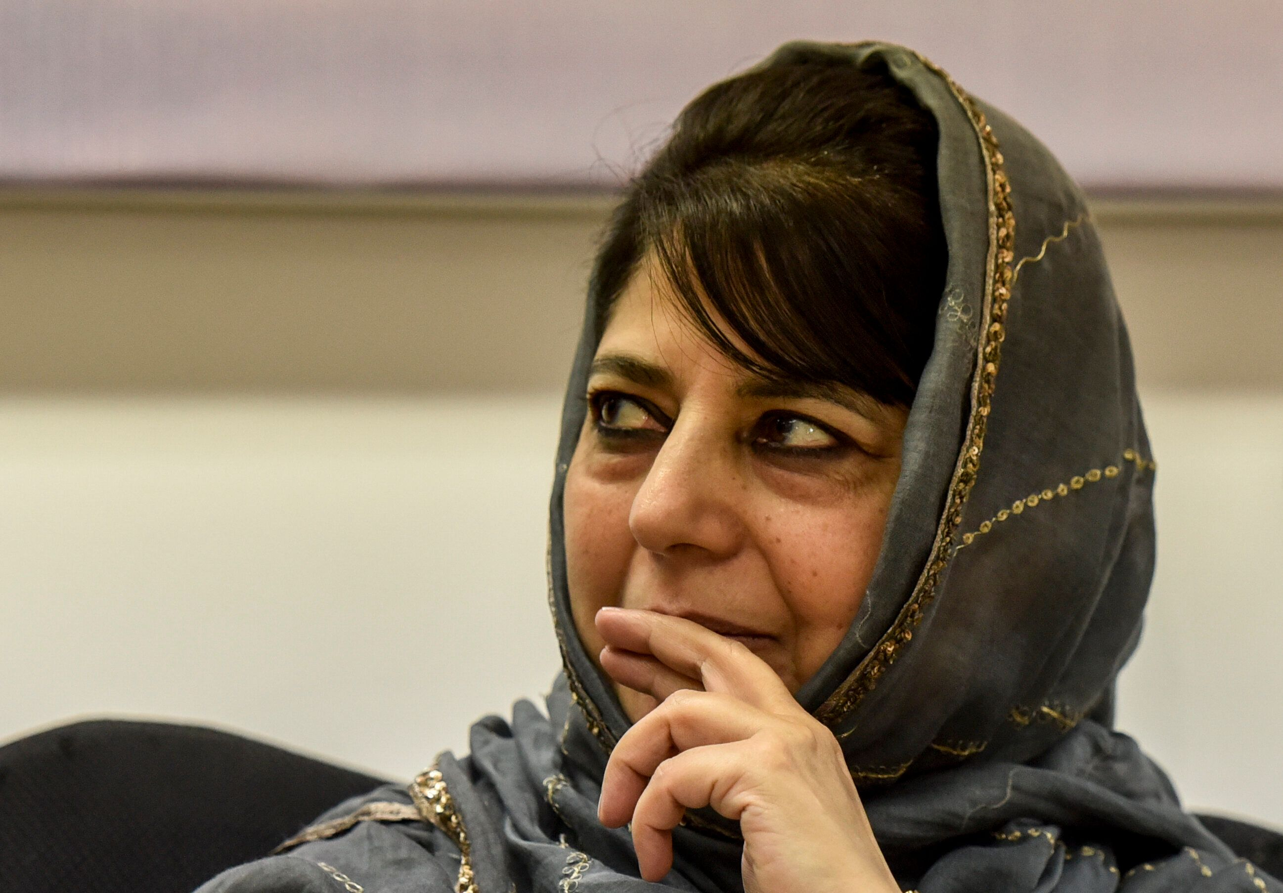 Elections 2019: Mehbooba Mufti Is Trailing In J&K's