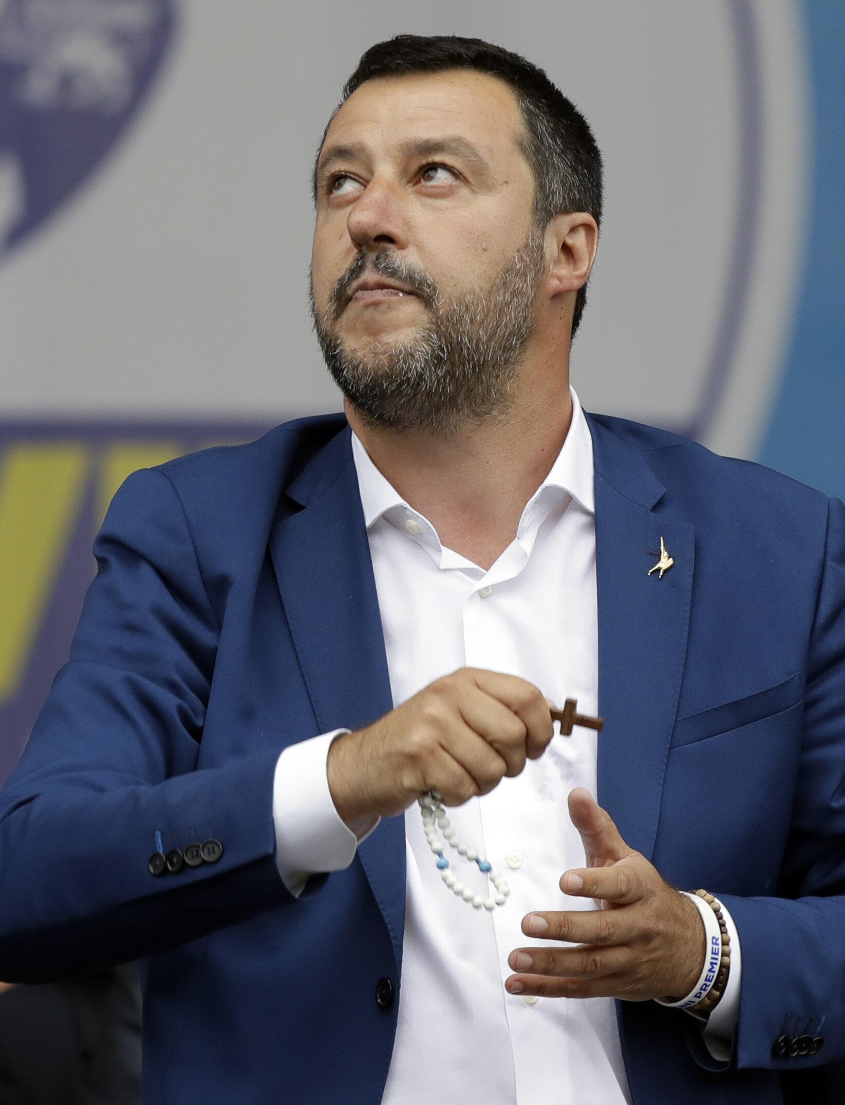 Che ha da dire Salvini su Mirandola? (di A. De
