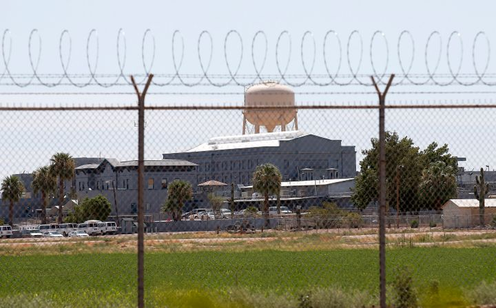 A state prison in Florence, Arizona, is pictured. A book that discusses the impact of the criminal justice system on black me