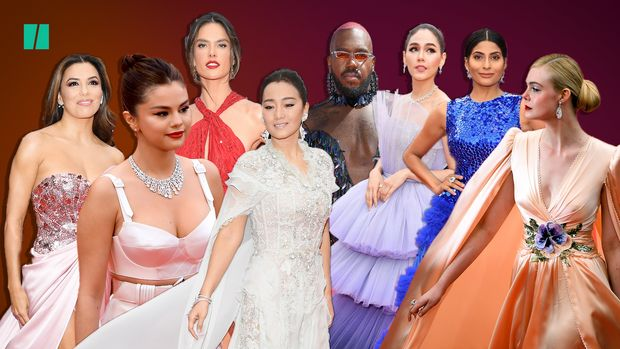 Cannes Festival's Most Show-Stopping Looks
