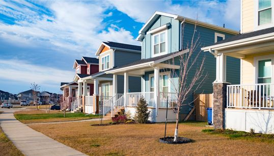 Here's Where House Prices Are Headed In 33 Canadian