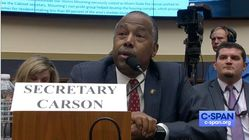 HUD Chief Ben Carson Needs Congress To Explain Basic Housing