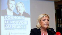 Marine Le Pen appelle les gilets jaunes à préférer le RN à
