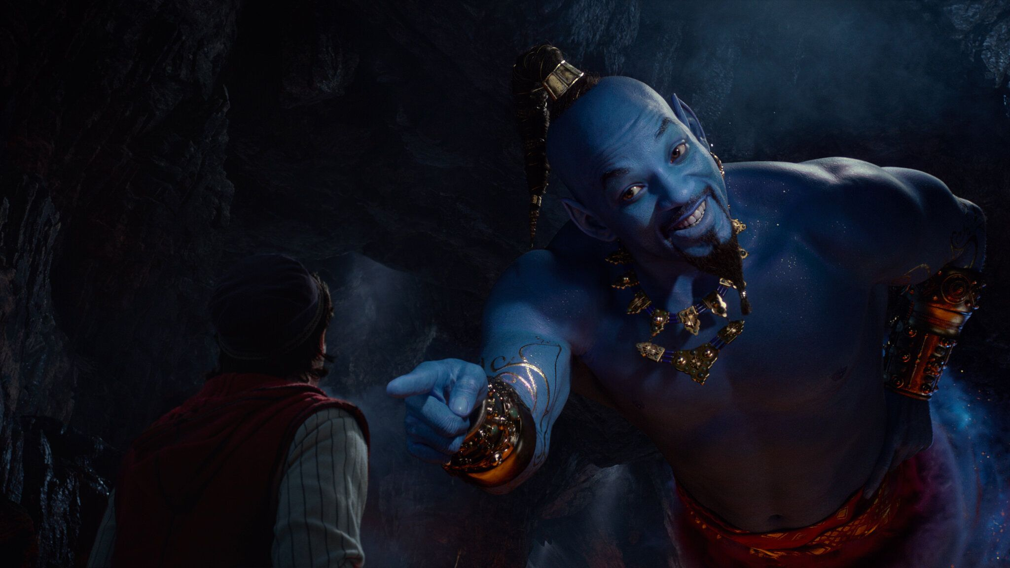 'Aladdin' Just Threw Some Blue On Will Smith And Expected Us To Be OK With It