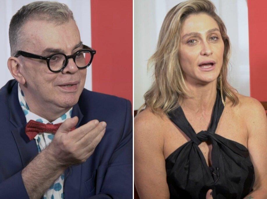 Walcyr Carrasco e Amora Moutner contam bastidores da novela 'A Dona do