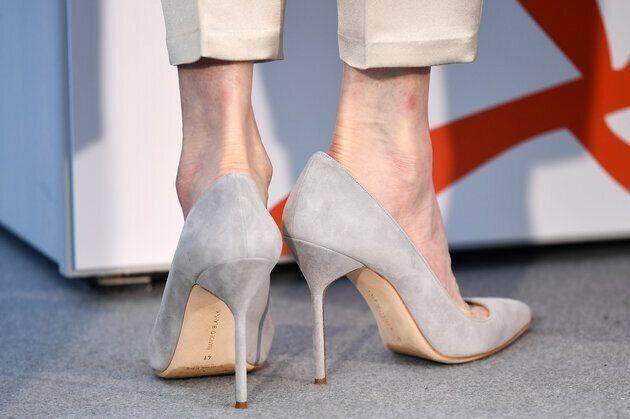 Pourquoi ces actrices au Festival de Cannes 2019 portent des chaussures trop