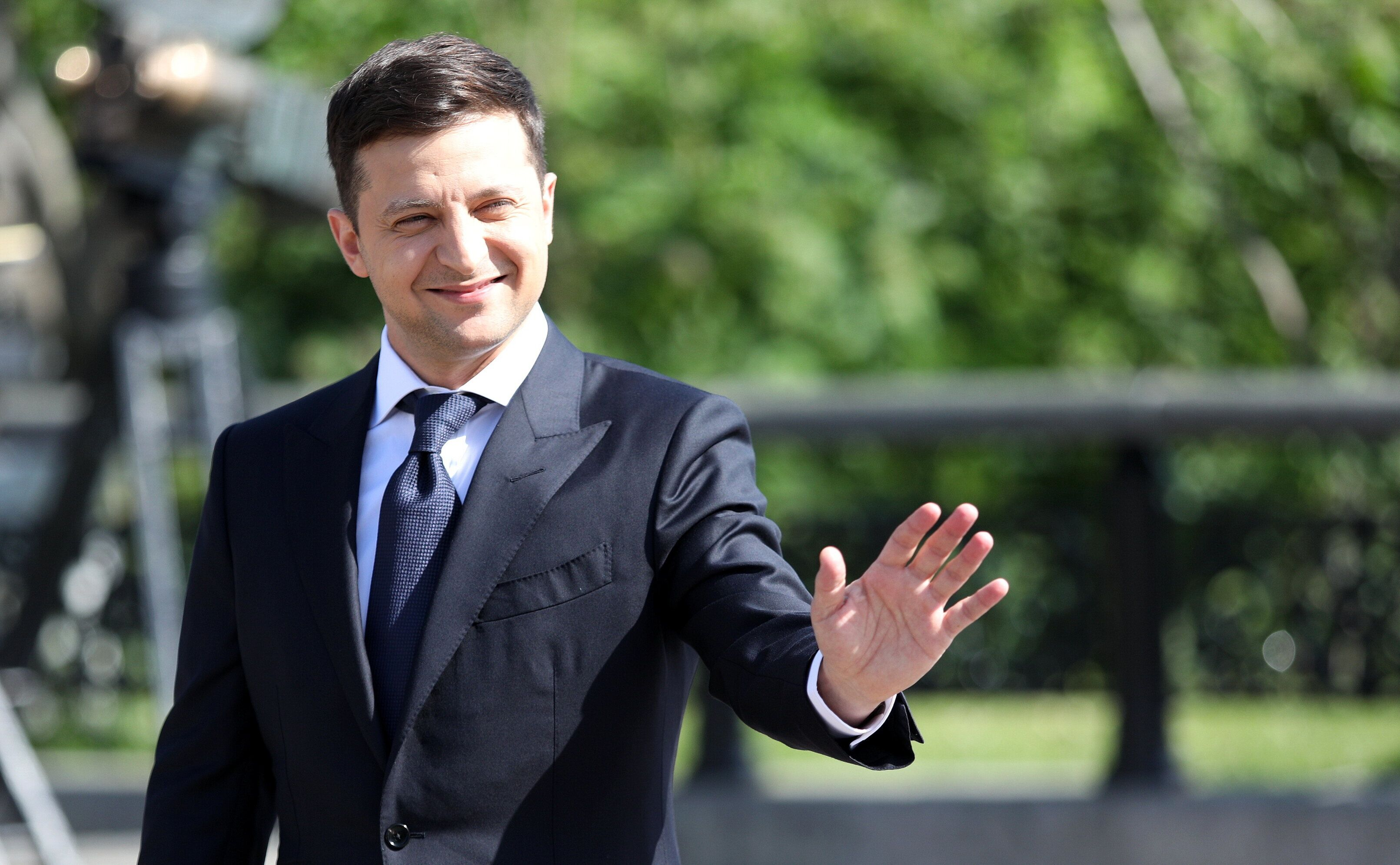 Canada Is Hopeful For Ukraine's New Actor Turned