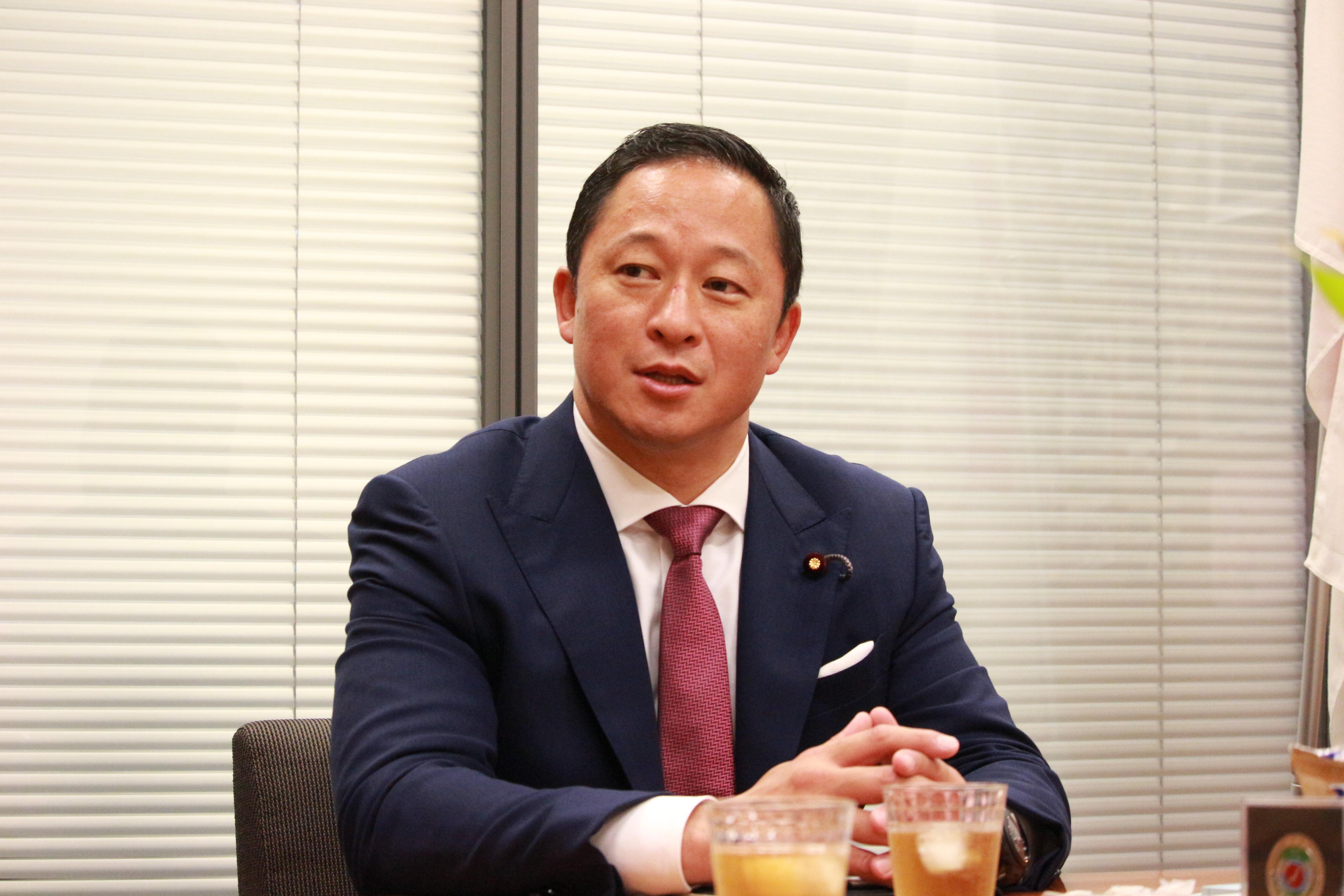 自民党の和田義明衆院議員