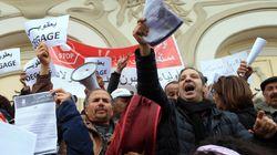 Tunisie: Régression du nombre des mouvements de protestation durant le premier trimestre de l'année