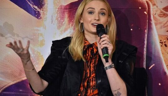 Sophie Turner's Old Game Of Thrones Tattoo Was Actually A Major