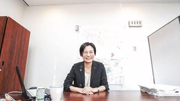 女性副市長に、民間から初の就任。組織改革で人口減少を止められるか…