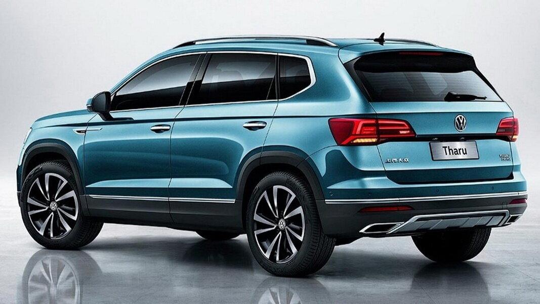 圖 / Volkswagen將推出全新小型跨界休旅車-Tarek,定位將在Tiguan之下。