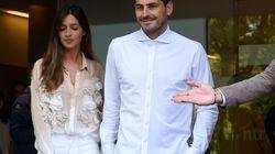El mensaje de apoyo de Iker Casillas a Sara Carbonero después de anunciar que había sido operada de un tumor de
