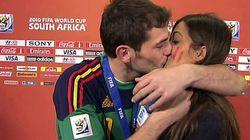 """""""Questa volta tocca a me. Ho il cancro"""". Sara Carbonero, moglie di Casillas, operata per un"""
