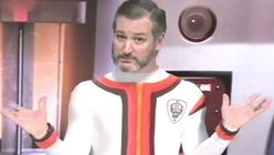 Ted Cruz's Space Pirates Warning Lands Him 'Space Force' Sequel