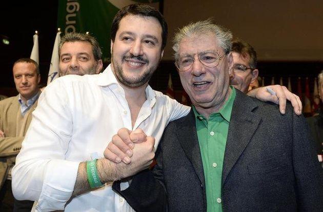 Lega Nord e legalità. Bossi, Salvini e