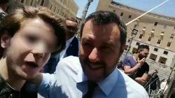 Anche a Lecce Salvini subisce la beffa del video selfie. E reagisce