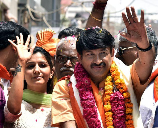 Manoj Tiwari Wins North East Delhi By Over 3 Lakh