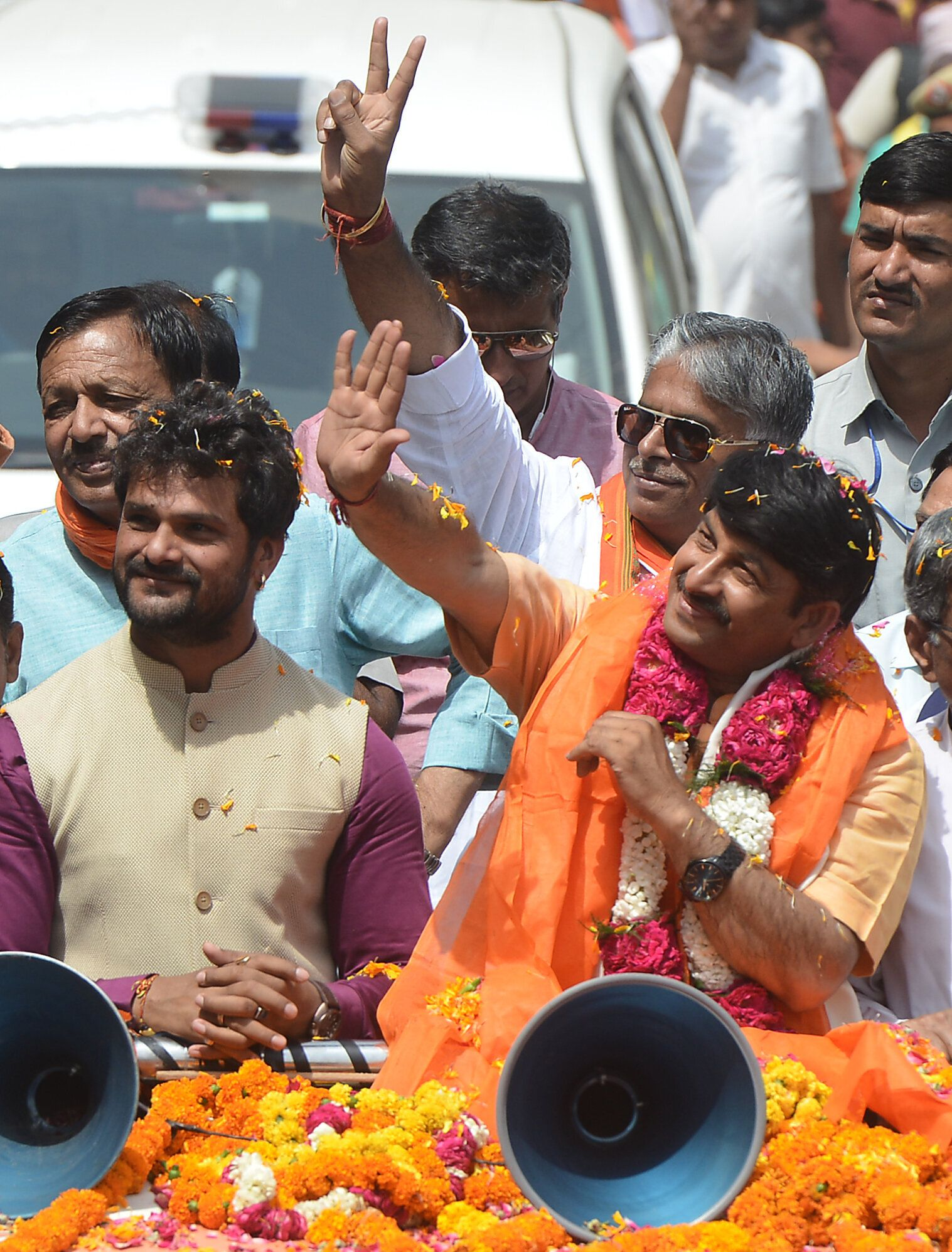 Manoj Tiwari Wins North East Delhi By Over 3 Lakh